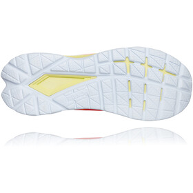Hoka One One Mach 4 Shoes Women hot coral/saffron